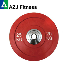 25KG Competition ​Rubber Bumper Plate