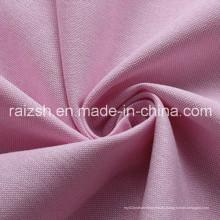 40s algodón peinado Oxford camisa Frock sólido teñido Oxford tejidos