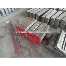 Blow Bar Cr26 for impact crusher spare parts