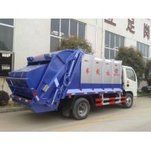 Camión de basura pequeño Dongfeng 4X2