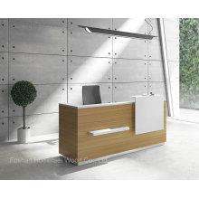 Fashion Design Office Front Desk for Reception Area (HF-ZTLK1013)