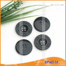 Polyester button/Plastic button/Resin Shirt button for Coat BP4211