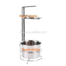 cachimbo de água acessórios Nova projeto hookah shisha titular carvão cesta