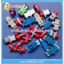 Adaptador de fibra SC / LC / FC / ST