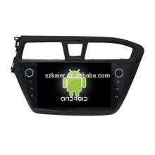 Núcleo Octa! Android 8.0 carro dvd para Hyundai I20 com 9 polegadas Tela Capacitiva / GPS / Link Espelho / DVR / TPMS / OBD2 / WIFI / 4G