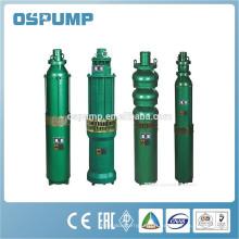 pompe à puits profond pompe submersible pompe submersible monophasé 300QH série pompe submersible à plusieurs étages en acier inoxydable