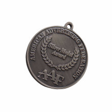 Factory Promotion Gift Price Metal Crafts Custom Designs Zinc Alloy Sport Award Medals