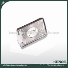 Dongguan custom made precision cellphone case zinc die casting maker