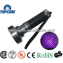 100 led 365-370nm UV torch