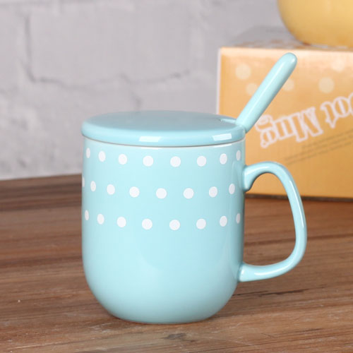 colorful antinode coffee mug