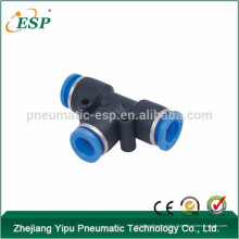 Encaixe pneumático e mini-encaixe (conexão em T de ramificação PT-C-Male)