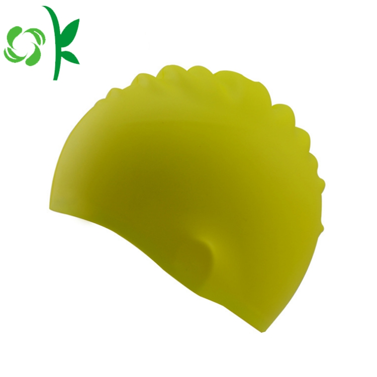 Cute Silicone Swim Caps