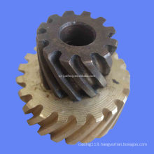 Customized precision small helical gears