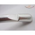 Placa de plata agradable Alibaba fuente de ropa de plástico para la chaqueta
