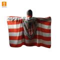 Bandeira do corpo personalizável