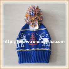 children Cuff Knitted Beanie Hat