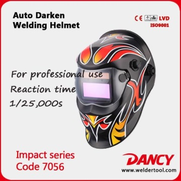 Custom Camo Auto Dimming Welding Helmet 7056