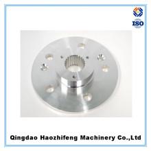 Подвергая механической обработке часть CNC точности подвергая механической обработке