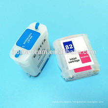 For HP 510 plotter ink cartridge for hp 82 refill