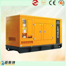 Прицеп Мобильный 375kVA Резервный генератор дизельных двигателей с электроприводом