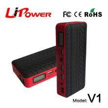 Lipo-Batterie Multifunktions-Sprungstarter mit LED-Licht