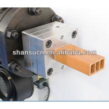 Venda de WPC PVC Perfil máquinas extrusora plásticas