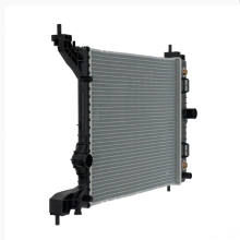 Heavy duty engine cooling truck radiator BC4221367260RC