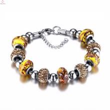 Nuevos accesorios al por mayor de la joyería de Bohemia del encanto de la manera que hacen sistemas de la joyería