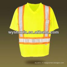T-shirt de sécurité