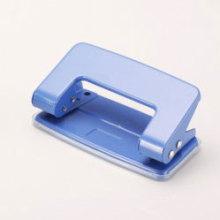 Blauer Büro-Locher