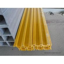 Encaixes da placa / corrimão do pontapé de FRP / tampa do telhado ou painel de parede / perfis