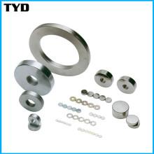 China NdFeB Magnet Manufacturer for N42 Ring Magnet