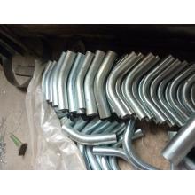 Curva de alta presión de la aspiradora industrial de galvanización en caliente