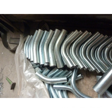 High Pressure Hot dip galvanizing industrial vacuum cleaner bend