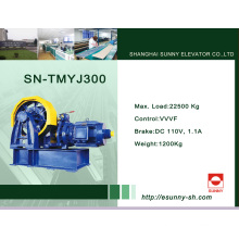 Machine de traction pour ascenseur (SN-TMYJ300)