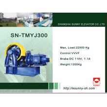 Machine de traction pour ascenseur (SN-TMYJ300)