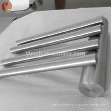 Barra vendedora caliente del niobio del titanio para el mercado de Canadá