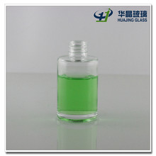 in Stock 50ml Empty Clear Round Cosmetics Cream Lotion Bottles