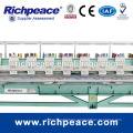 Richpeace computerized flat embroidery machine