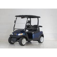 Chariot de golf électrique en aluminium à 2 places avec châssis en Chine