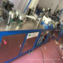 Cap non tissé faisant la chaîne de production de fabricant de machine