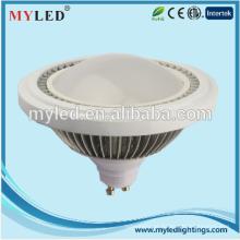 Profissional LED G53 / GU10 base 10w / 12w / 13w / 15w AR111 Lâmpada LED