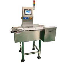 Custom high quality automatic  conveyor belt check weigher machine