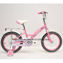 """Novo produto 12 """"/ 16"""" / 20 """"cor-de-rosa bicicleta da menina da bicicleta das crianças (FP-KDB-17062)"""
