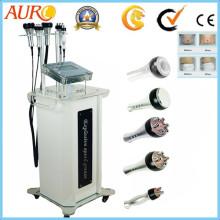 Máquina profissional de RF de vácuo de lipoaspiração de cavitação profissional