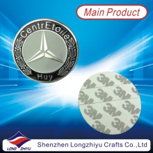 Decorative Car Logo Emblem Metal Emblem with 3m Adhesive Sticker