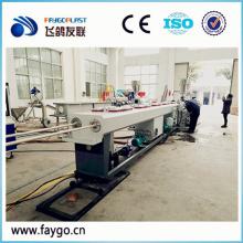 Linha de produção de extrusão de tubos de plástico PVC