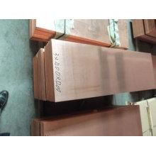Feuille de cuivre (CDA 10200,11000)