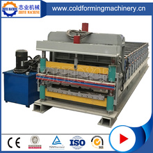 Roofing Sheet Automatic Double Layer Making Line