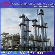 Colonne de distillation Ligne de production d'alcool / éthanol Alcool / Ethanol Projet clé en main